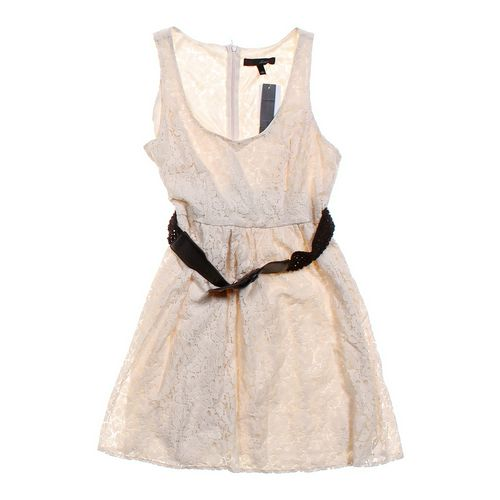 Heart Soul Eyelet Dress in size JR 11 at up to 95% Off - Swap.com