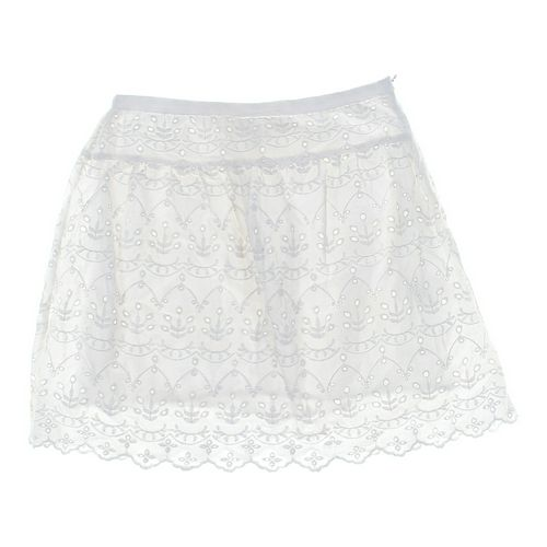 Max Studio Eyelet Skirt in size 6 at up to 95% Off - Swap.com