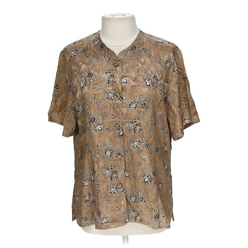 Si Ling Fancy Blouse in size 2X at up to 95% Off - Swap.com