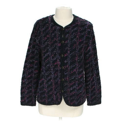 Koret Fancy Cardigan Sweater in size L at up to 95% Off - Swap.com