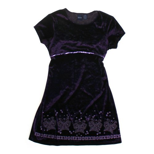 Basic Editions Fancy Velour Dress in size 14 at up to 95% Off - Swap.com