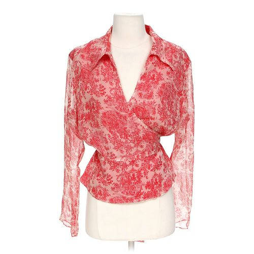 Fancy Wrap Blouse in size S at up to 95% Off - Swap.com