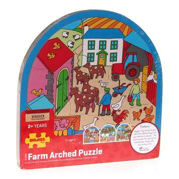 Farm Arched Puzzle for Sale on Swap.com