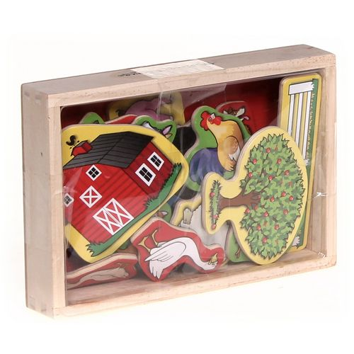 Melissa & Doug Farm Magnets at up to 95% Off - Swap.com