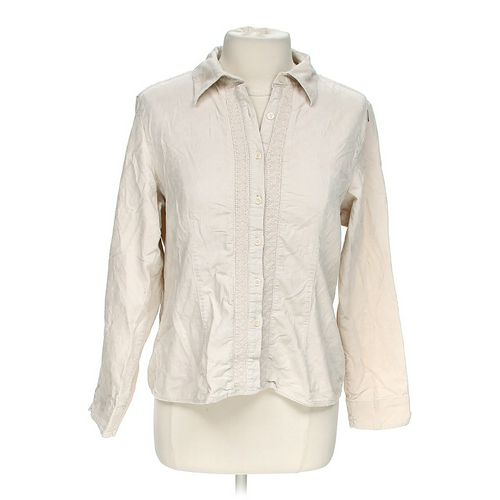 Lee Fashion Button-up Shirt in size L at up to 95% Off - Swap.com