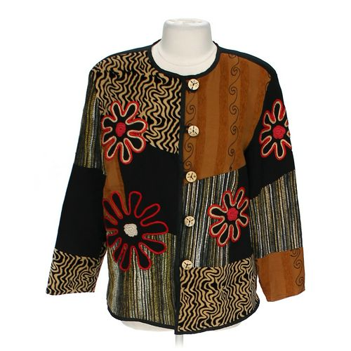 Julia Ku Fashion Coat in size L at up to 95% Off - Swap.com