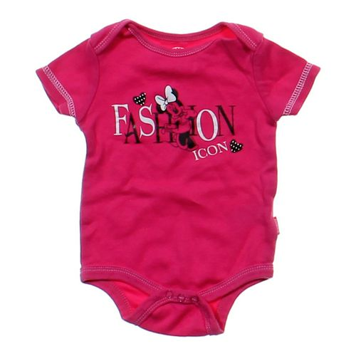 "Disney ""Fashion Icon"" Bodysuit in size 3 mo at up to 95% Off - Swap.com"