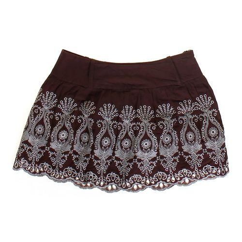 Rachael & Chloe Fashion Skirt in size JR 5 at up to 95% Off - Swap.com