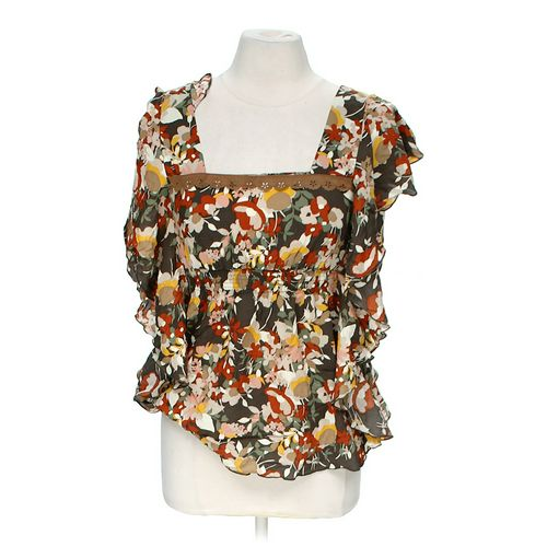 Candie's Fashionable Blouse in size M at up to 95% Off - Swap.com