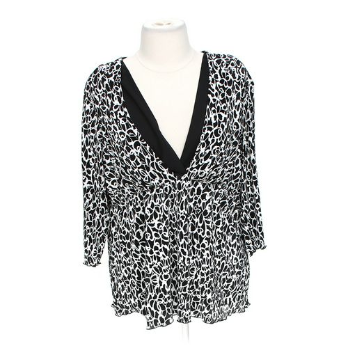 Connected Woman Fashionable Blouse in size 22 at up to 95% Off - Swap.com