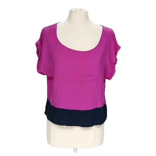Xhilaration Fashionable Blouse in size M at up to 95% Off - Swap.com