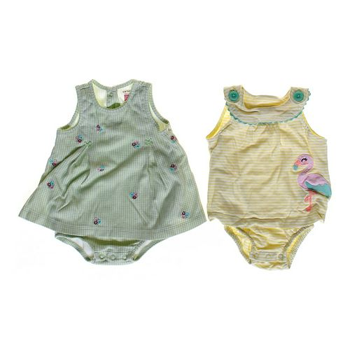Carter's Fashionable Bodysuit Set in size 6 mo at up to 95% Off - Swap.com