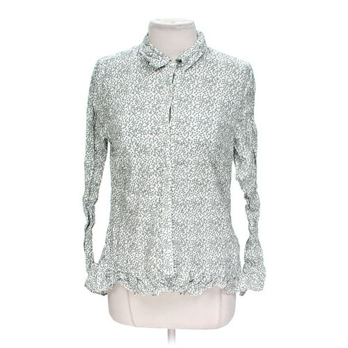 she said… Fashionable Button-UP in size L at up to 95% Off - Swap.com