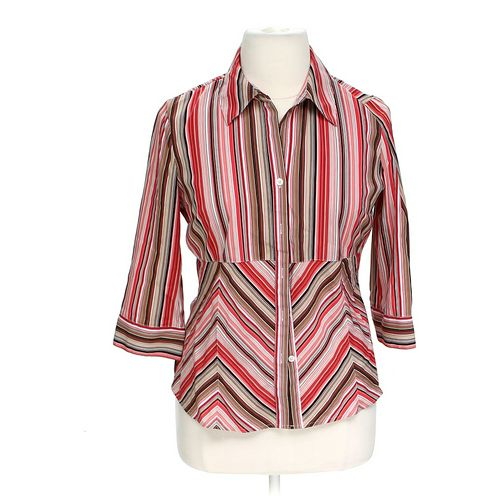 COMO by Fred David Fashionable Button-up Shirt in size L at up to 95% Off - Swap.com