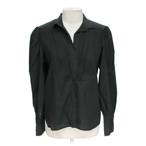 JCP Fashionable Button-up Shirt in size 16 at up to 95% Off - Swap.com