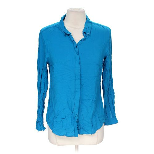Liz Claiborne Fashionable Button-up Shirt in size M at up to 95% Off - Swap.com