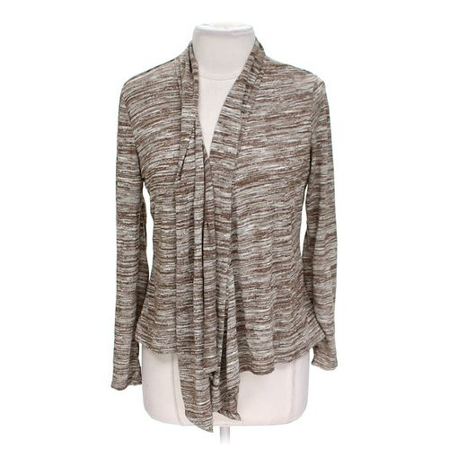 Ambiance Apparel Fashionable Cardigan in size L at up to 95% Off - Swap.com