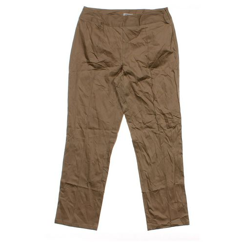 St. John's Bay Fashionable Casual Pants in size 14 at up to 95% Off - Swap.com