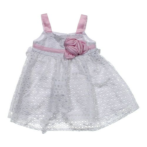 Iris & Ivy Fashionable Dress in size 18 mo at up to 95% Off - Swap.com