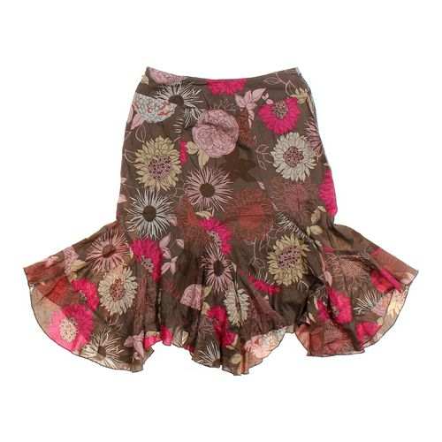 a.n.a Fashionable Floral Skirt in size 4 at up to 95% Off - Swap.com