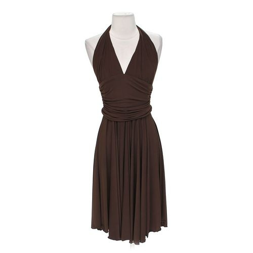 Luly K New York City Fashionable Halter Dress in size S at up to 95% Off - Swap.com