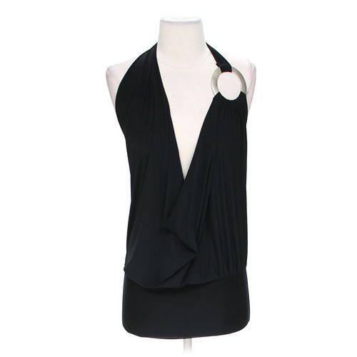 A'GACI Fashionable Halter Top in size S at up to 95% Off - Swap.com