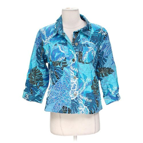 Ruby Rd. Fashionable Jacket in size 8 at up to 95% Off - Swap.com