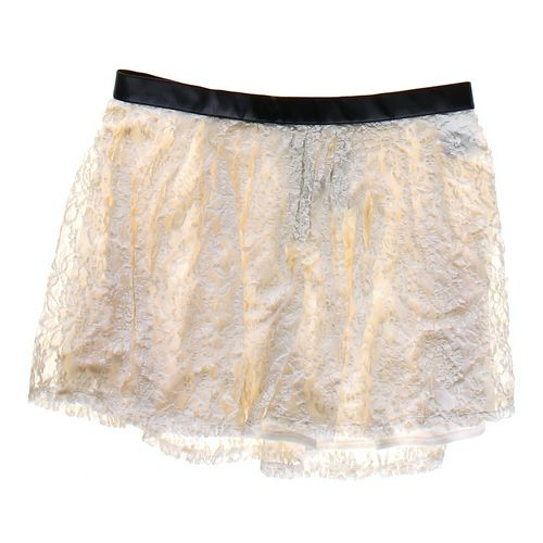 Jessica Simpson Fashionable Lace Skirt in size JR 11 at up to 95% Off - Swap.com