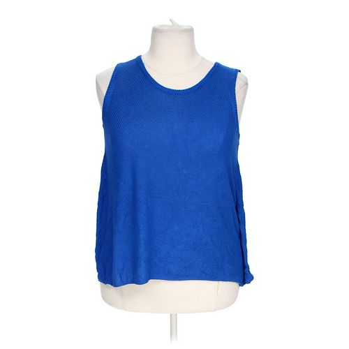 Apt. 9 Fashionable Mock Layer Tank Top in size 1X at up to 95% Off - Swap.com