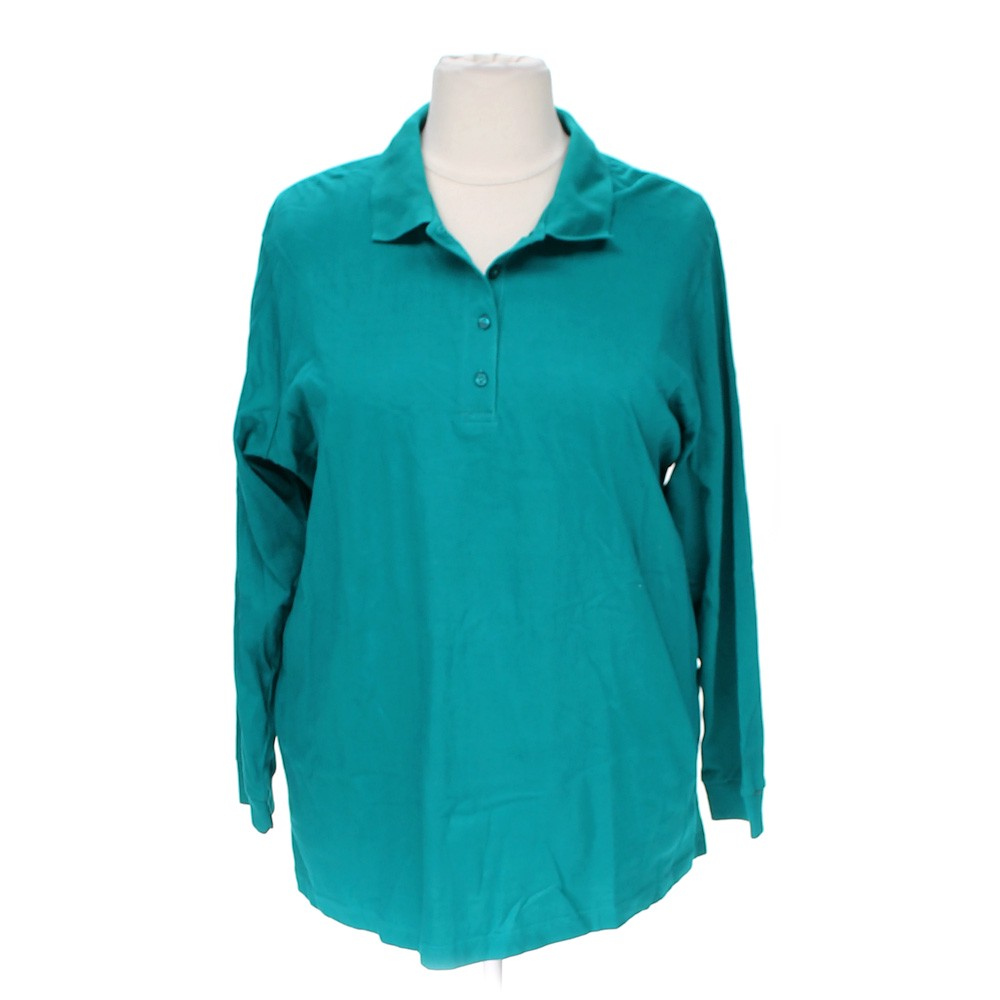 Woman within fashionable polo shirt online consignment for Order company polo shirts