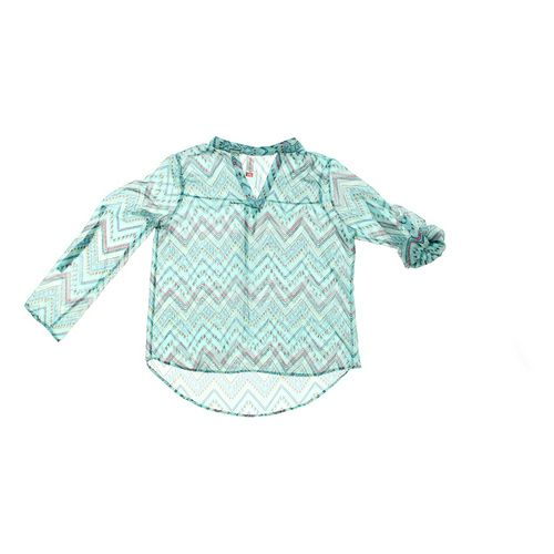 No Boundaries Fashionable Sheer Blouse in size JR 11 at up to 95% Off - Swap.com