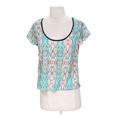 Charlotte Russe Fashionable Shirt in size S at up to 95% Off - Swap.com