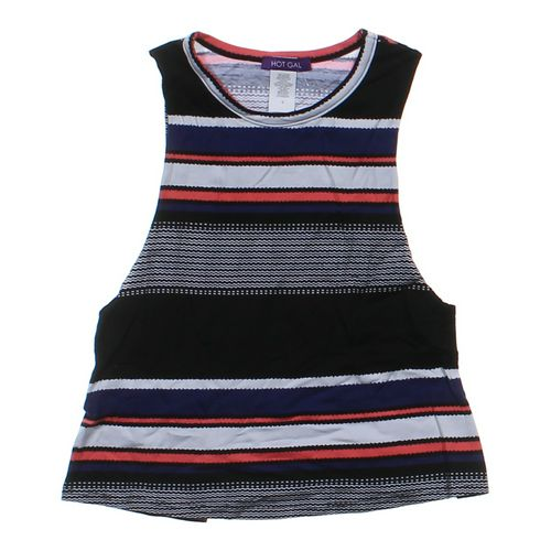 Hot Gal Fashionable Tank Top in size JR 3 at up to 95% Off - Swap.com