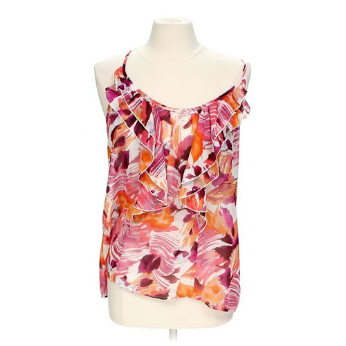 Lily White Fashionable Tank Top in size L at up to 95% Off - Swap.com