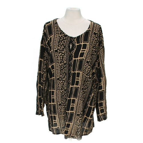 Swift Originals Fashionable Tunic in size M at up to 95% Off - Swap.com