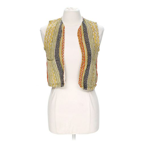 Sophia Costas Fashionable Vest in size XS at up to 95% Off - Swap.com