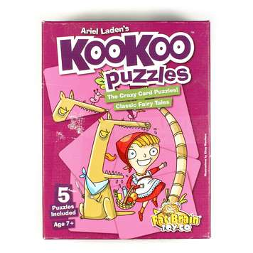 Fat Brain Toys KooKoo Puzzles - Classic Fairy Tales Puzzle for Sale on Swap.com