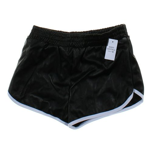 Body Central Faux Leather Shorts in size S at up to 95% Off - Swap.com