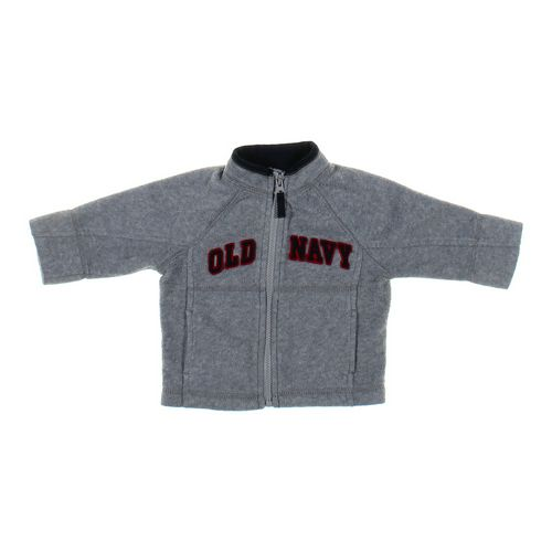 Old Navy Feece Sweater in size 6 mo at up to 95% Off - Swap.com