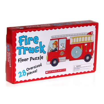 Fire Truck Puzzle for Sale on Swap.com