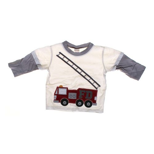 Gymboree Fire Truck Shirt in size 18 mo at up to 95% Off - Swap.com