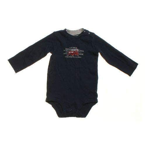 Carter's Firetruck Accented Bodysuit in size 18 mo at up to 95% Off - Swap.com