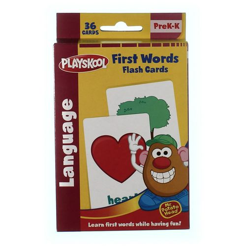 Playskool First Words Flash Cards at up to 95% Off - Swap.com