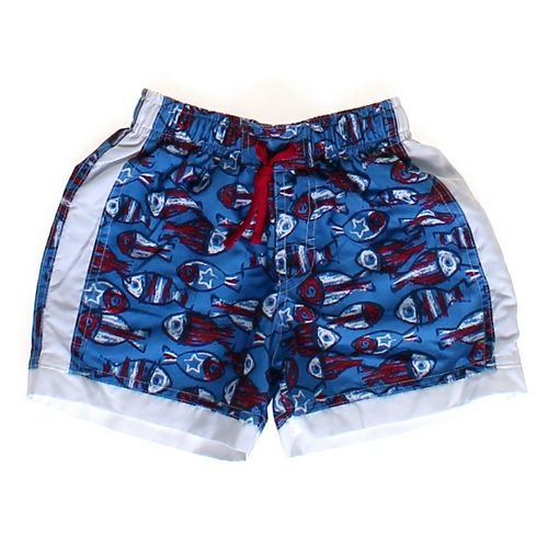 Koala Kids Fish Swimshorts in size 12 mo at up to 95% Off - Swap.com