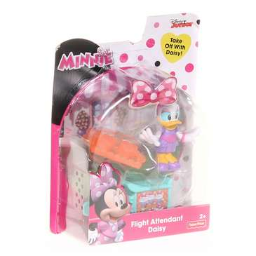 Fisher-Price Disney Minnie Mouse Flight Attendant Daisy Figure Pack for Sale on Swap.com