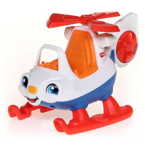 Fisher-Price Fisher-Price Little People Helicopter at up to 95% Off - Swap.com