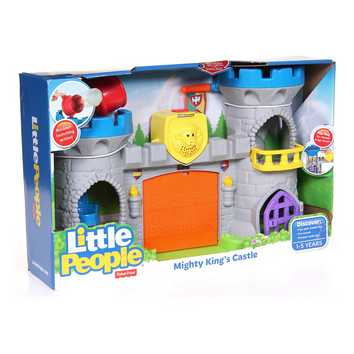 Fisher-Price Little People Mighty King's Castle for Sale on Swap.com