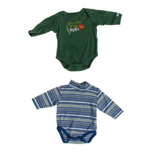 Small Wonders Fishing & Striped Bodysuit Set in size NB at up to 95% Off - Swap.com