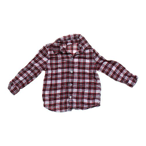 GEORGE Flannel Shirt in size 24 mo at up to 95% Off - Swap.com