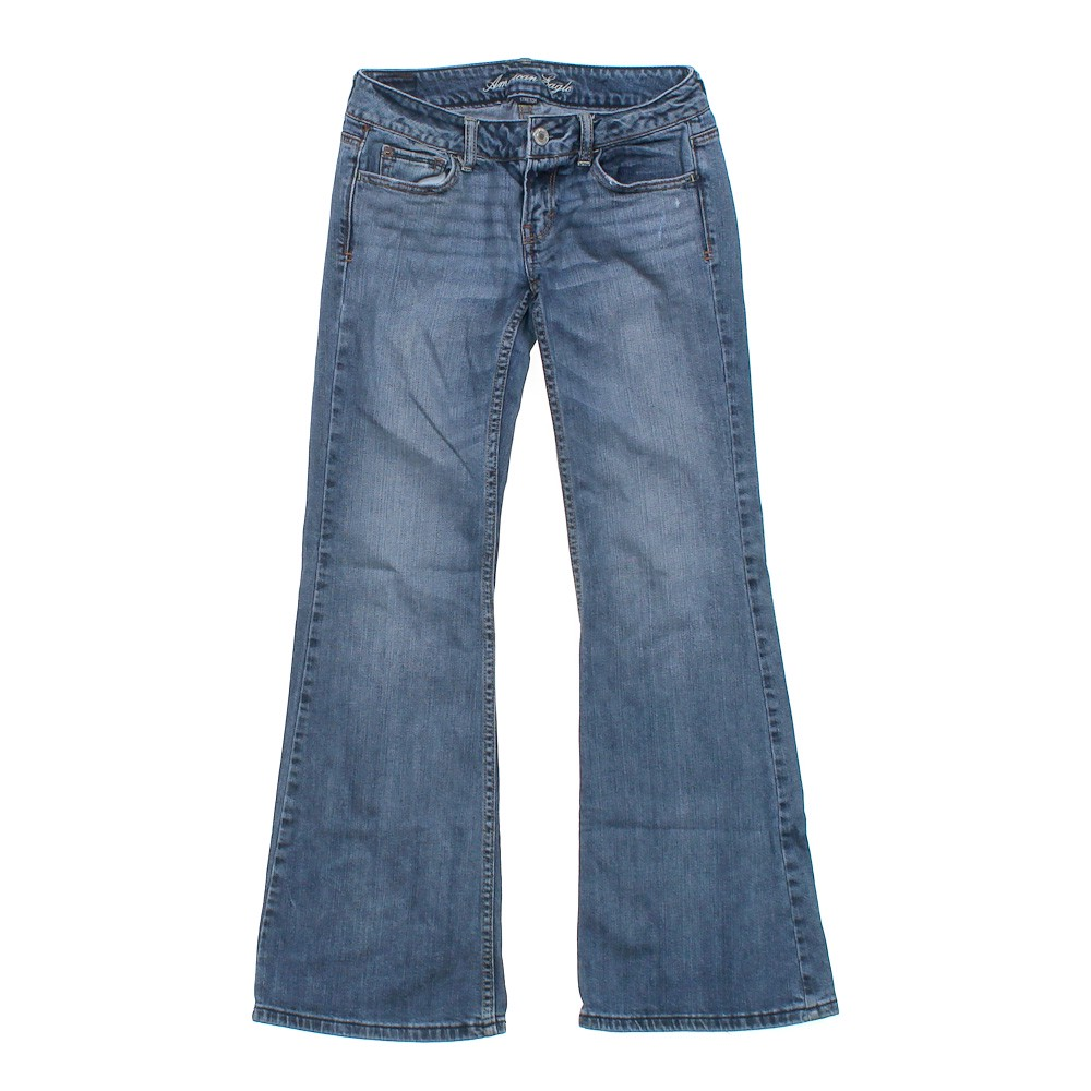 American Eagle Outfitters Flare Jeans - Online Consignment